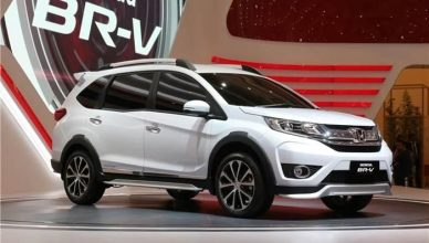 Pictures of Honda BR V 2017/2018 in Pakistan