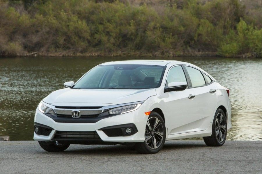 Honda Civic 2018 Pictures