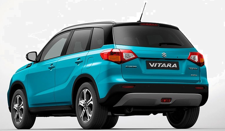 Suzuki Vitara 2017 price in pakistan