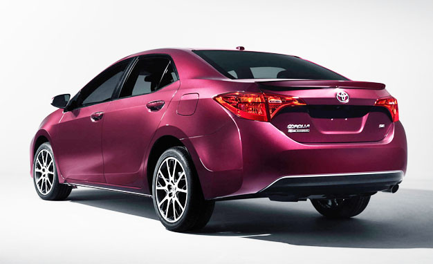 Toyota Corolla 2017 Price in Pakistan Pictures