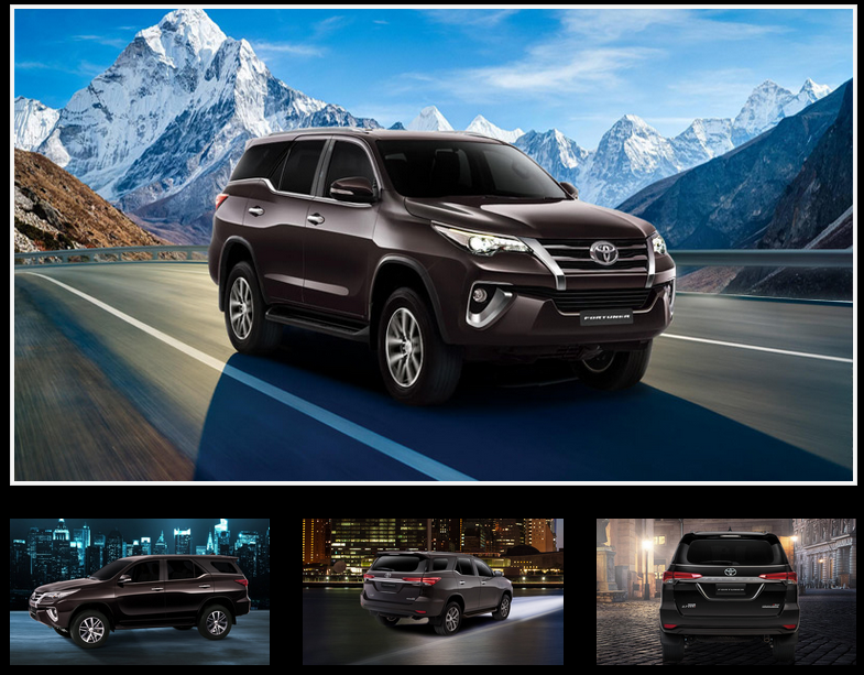 TOYOTA FORTUNER 2018 PRICE IN PAKISTAN SPECS Pitures & Review