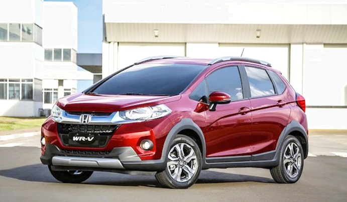 Honda WRV 2018 Price in Pakistan Specs Pics and Review