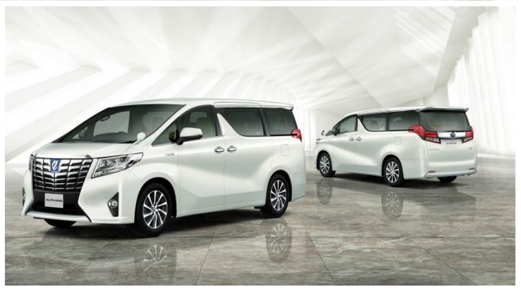 Toyota Alphard Hybrid 2017 Price in Pakistan Review Specs Pics