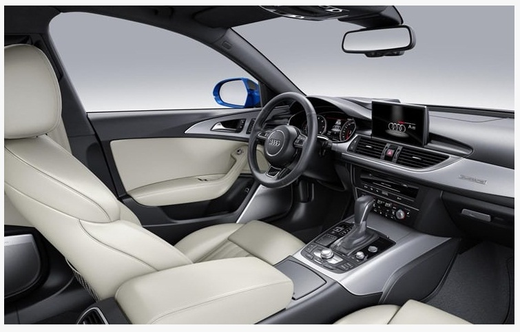 Audi A6 2017 business Edition Interior