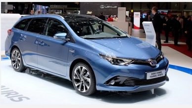 Toyota Auris 2017 Price in Pakistan Pics Specs review