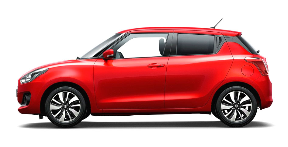 Suzuki Swift 2018 Pictures in Pakistan2
