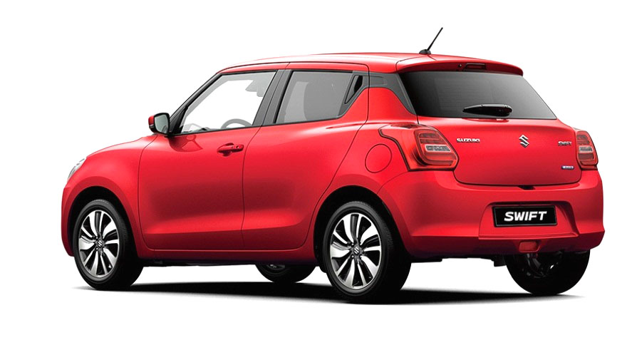 Suzuki Swift 2018 Pictures in Pakistan3