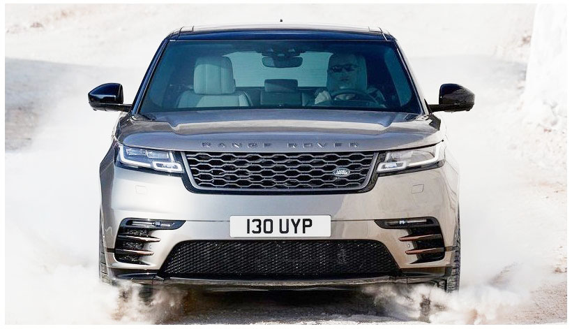 Range Rover Velar 2018 in Pakistan Price Specs and Pictures