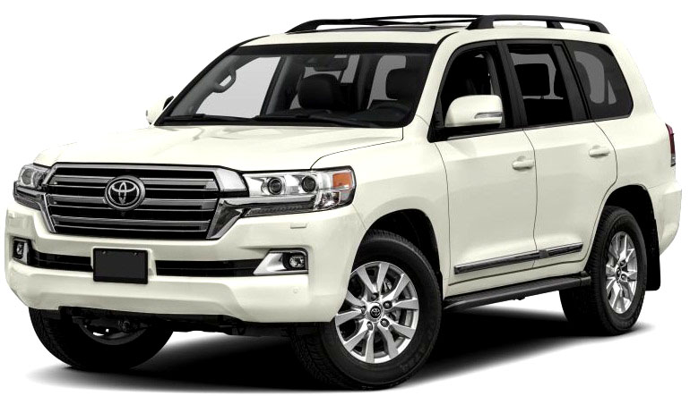 Pictures of Toyota Land Cruiser 2017 Luxury SUV in Pakistan