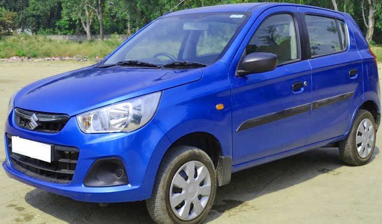 Pictures of Suzuki Alto K10 Plus 2018 in Pakistan