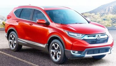 Honda CR-V 2017/2018 Price in Pakistan Specs Pics Features & Review