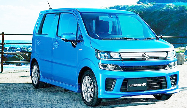 Suzuki Wagon R 2017/2018 Price in Pakistan Specs Pics Features