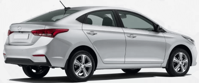 Hyundai Verna 2017 Prices in Pakistan rear angle back picture