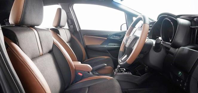 Honda Jazz Facelift 2017/2018 Pictures interior pic