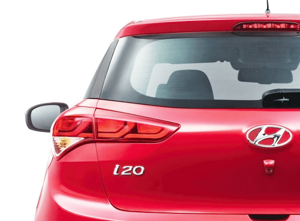 Hyundai Elite i20 Facelift 2018 Pictures in Pakistan back image