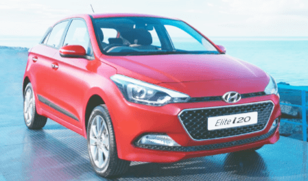 Hyundai Elite i20 Facelift 2018 Pictures in Pakistan front image