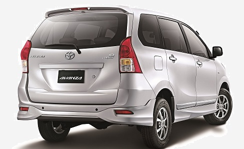 Toyota Avanza 2018 Pictures in Pakistan