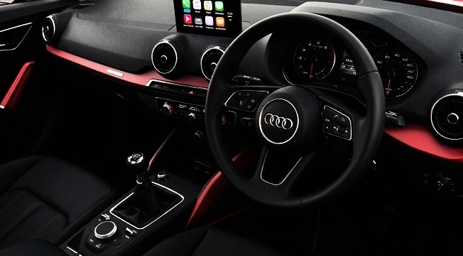 Audi Q2 2018 Pictures in Pakistan