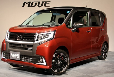 Daihatsu Move 2018 Price in Pakistan Specs Pics Features & Release Date