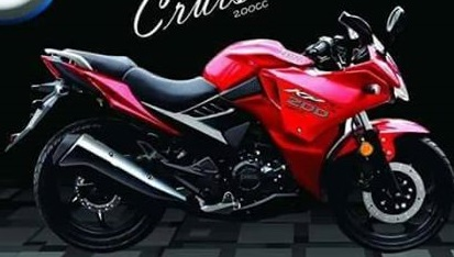 Zxmco 200cc Cruise 2018 Pictures in Pakistan