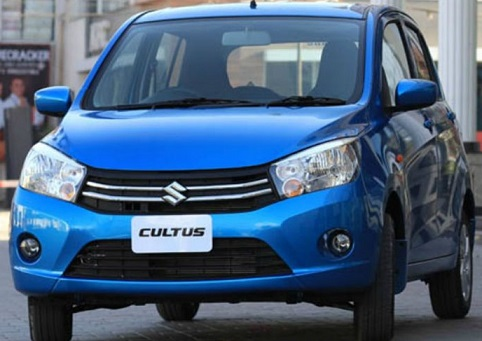 Suzuki Cultus 2018 Price in Pakistan Specs Pics Features & Release Date