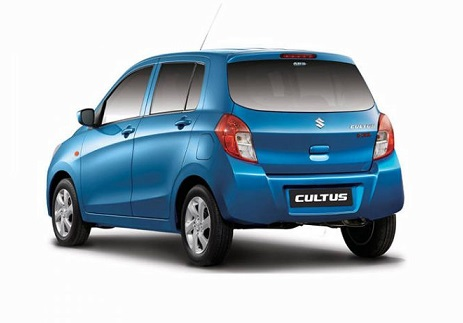 Suzuki Cultus 2018 Pictures in Pakistan