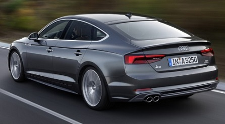 Audi A5 2018 Pictures in Pakistan