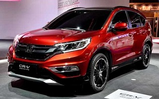 Honda CR-V 2018 Price in Pakistan Specs Pics Features & Release Date