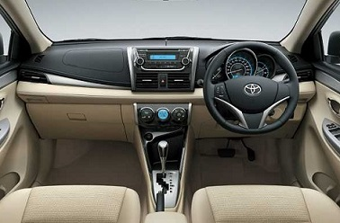 Toyota Vios 1.3 2018 Pictures in Pakistan