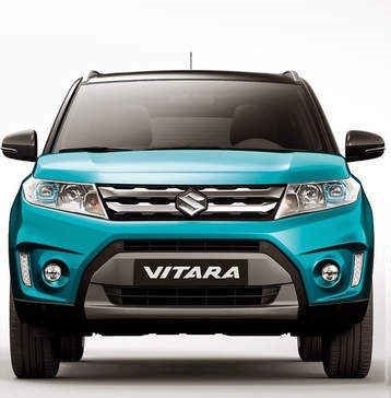 Suzuki Vitara 2018 Pictures in Pakistan