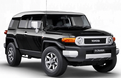 Toyota FJ Cruiser 2019 Pictures in Pakistan