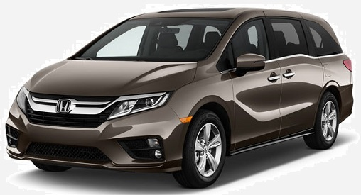 Honda Odyssey 2018 Pictures in Pakistan