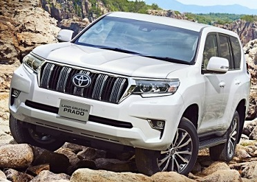 Toyota Prado TX 2018 Price in Pakistan Specs Pics Features & Launch Date