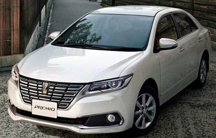 Toyota Premio 2019 Price In Pakistan Specs Pics Features Launch Date