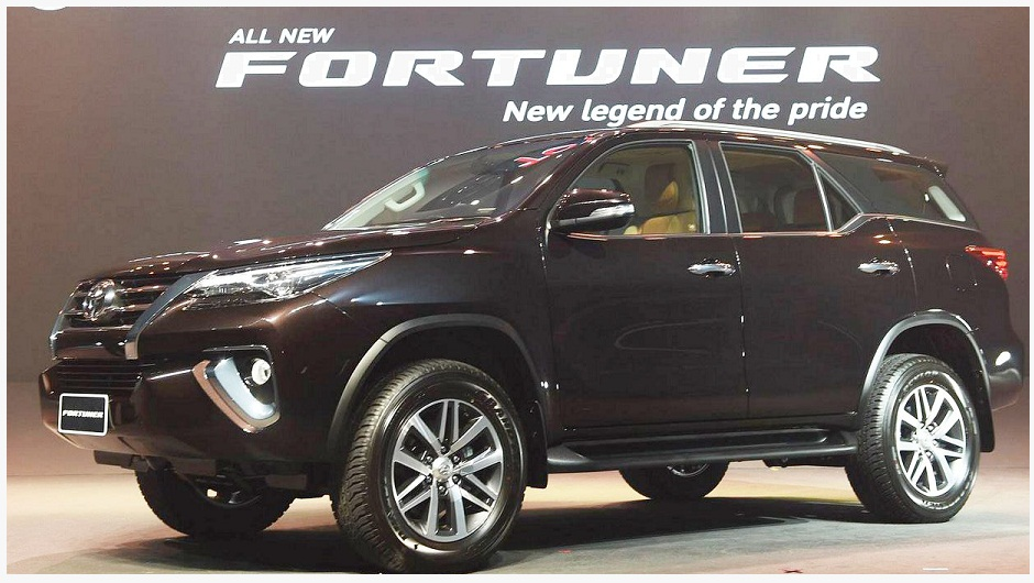 TOYOTA FORTUNER 2019 PRICE IN PAKISTAN SPECS Pics & Launch