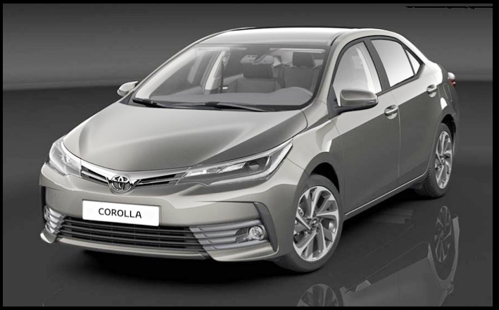 Toyota GLI 2017 Price in Pakistan Review Specs Pictures