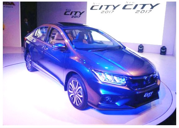 Honda City 2017 Facelift Price in Pakistan Specs Pics Review