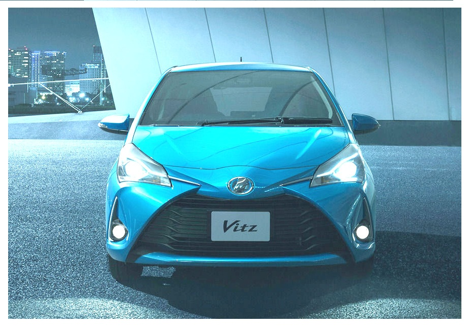 Toyota Vitz 2019 Price In Pakistan Pics Specs Launch Date
