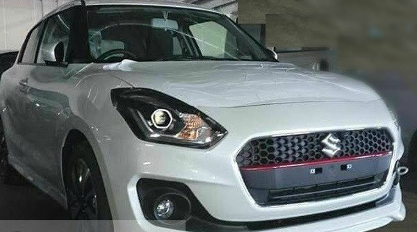 Suzuki Swift Sport (Swift RS) 2018 in Pakistan Price Specs & Pictures