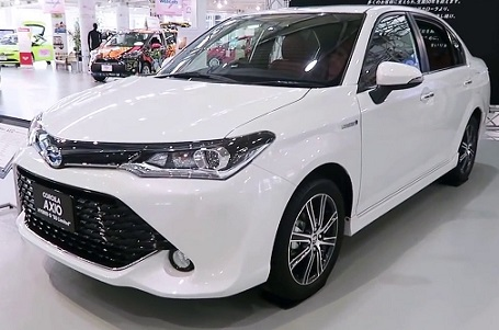 Toyota Axio 2018 Price in Pakistan Specs Pics Features & Launch Date